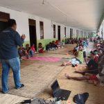 Jasa Konstruksi Bina Warga Rumah Betang Desa Labian Ira'ang Membuat Beton