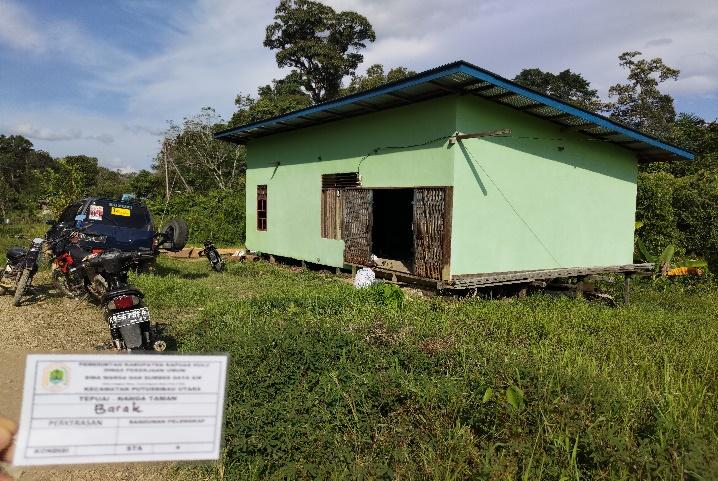 Bidang Bina Marga Melakukan Pengawasan Lapangan Pada Paket Peningkatan Jalan Ruas Jalan Tepuai – Nanga Taman Kecamatan Hulu Gurung/Boyan Tanjung